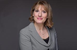 Jill Morris CMG